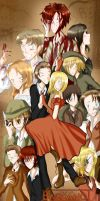 Baccano in Manhattan by HimitsuNotebook