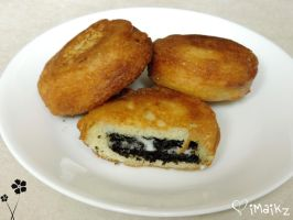 Fried Oreos 2 by iMaikz