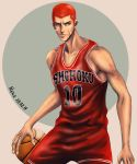 Slam Dunk - tensai Sakuragi by opalov