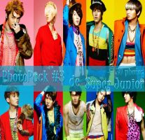 Photopack #3 de Super Junior by JoseCr97