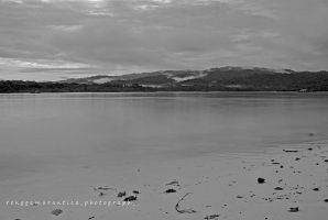 peucang island in the morning by renggamarantica