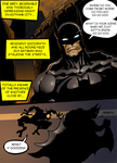 Go-Bee meets Batman by xShaneoiDx
