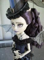 Custom Rochelle Monster High Steampunk Girl by AdeCiroDesigns
