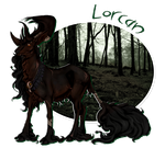 Lorcan |Blackwood Stag| Witch Aspiring Ghoulcaller by NightingaleFawn