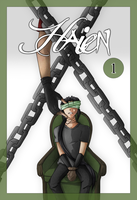 HAIEN Cover 01 by HaienGrey