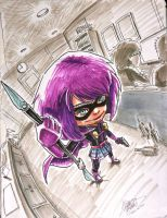 Hit Girl for Hit Girl by dchan316