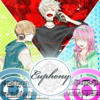 PU CD Cover: Euphony by razephyr