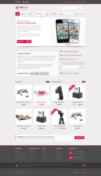 Shoploop: Responsive Html5 eCommerce Template by ahmedchan