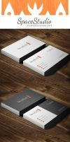 Rocket Business Card DOWNLOAD by polska753