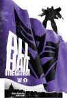 All Hail Megatron Cover 3 by trevhutch