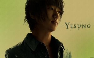 Yesung Wallpaper by MeyLi27