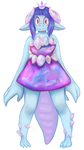 Princess of Opals by Lobstersnail