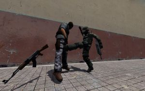 Counter-Terrorists Win by xG-Hopx