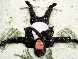 Snow Angel - v4 by markpaulkk
