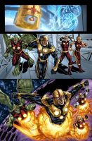 Nova page 2 colors by Kevin-Sharpe