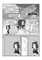 ATLA Comic Tickle Toe Toph Pg1 by lordlim