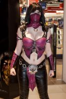 Mileena Mortal Kombat X by Jane-Po