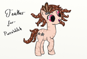 Feather for PuccaWitch by LittleRock3DD