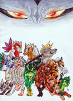 Jackal's Twelve Servants by ARVEN92