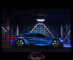 Alpine 4-doors Coupe by Antoine51