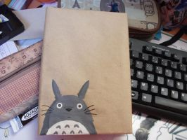 Totoro Book by Darkness-nightmare