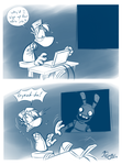Five Nights with Rayman by EarthGwee