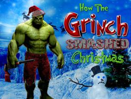 How the Grinch Smashed Xmas by Agent-Spiff