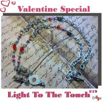 Light To The Touch (For Sale) by FoxeeTreasures