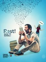 Back To School | Get Some Rest! by omar05