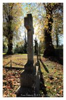A Country Churchyard 2 by PicTd