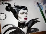 Maleficent by lianne07