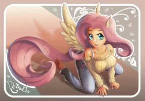 Fluttershy by Don-ko