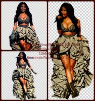 PACK PNG NICKI MINAJ MTV EMA 2014 GALA (1) by SuperBassPngs2