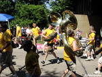 U of M Marching Band by KHproject365
