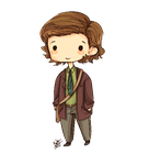 Dr. Spencer Reid by BlackDiamond13