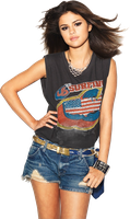 Selena PNG by LuzcaEditions