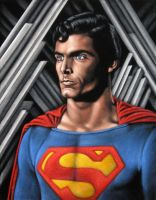 Superman by BruceWhite