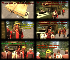 The Walking Dead Team #2.31 by kayakazan