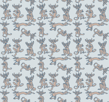 repeating pattern of richard by Sparrf