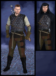 Armor 'mix-and-match' concept for Athdar by 0Snow-White0