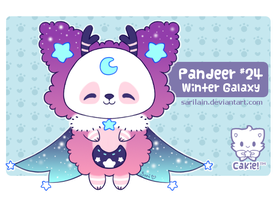 [CLOSED] Pandeer #24 by Sarilain