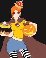 TSS OC - want some candy? by moonofheaven1