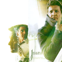 Jeremy Renner by sweetestel
