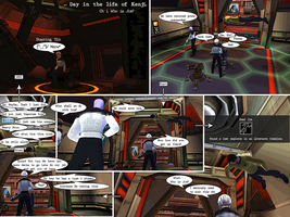 STO Mini Comic Ch1 - Who Is Jim? by KnowHopePro
