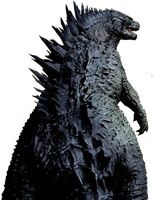 Godzilla 2014: Promotional Design 2 by sonichedgehog2