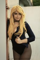 Black Canary Cosplay by yzi16