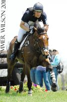 Oliver Townend XC II by zeeplease
