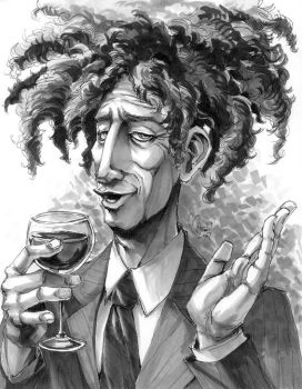 Sideshow Bob by spacecoyote