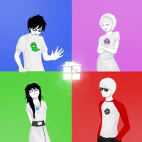 Homestuck by Draca-Khfan
