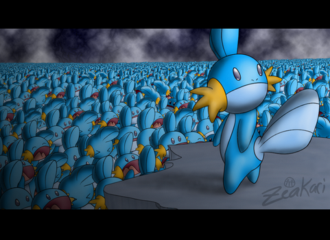 Ries of teh Mudkip by Zeakari